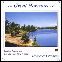 Lawrence Cresswell | Great Horizons