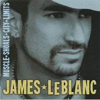 James LeBlanc | Muscle Shoals City Limits