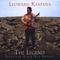 Ledward Ka'apana | The Legend