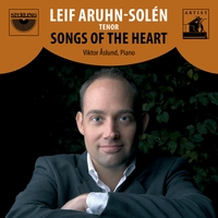 Leif Aruhn-Solén | Songs of the heart