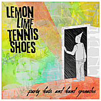 Lemon Lime Tennis Shoes | Party Hats & Hand Grenades