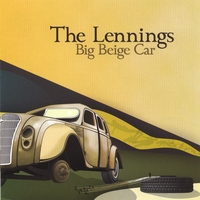 The Lennings | Big Beige Car