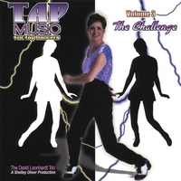 David Leonhardt | Tap Music For Tap Dancers Vol. 3 The Challenge