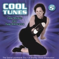 David Leonhardt | Tap Music For Tap Dancers Vol. 5 Cool Tunes