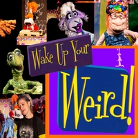 Leslie Carrara-Rudolph | Wake Up Your Weird