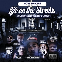 Various Artists | Life On the Streets: Welcome to the Concrete Jungle Vol 1