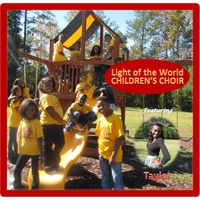 Light of the World Children's Choir | Walk It Out By Faith