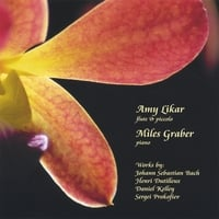 Amy Likar and Miles Graber | Flute, Piccolo and Piano