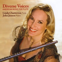 Linda Chatterton | Diverse Voices - American Music for Flute