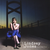 Lindsey Jones | Little Blue Dress