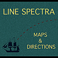 Line Spectra | Maps & Directions