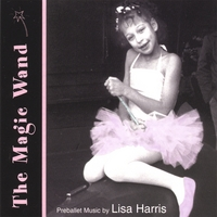 Lisa Harris | Magic Wand
