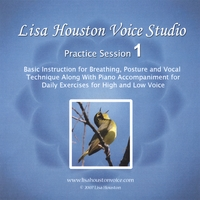 Lisa Houston | Lisa Houston Voice Studio Practice Sesson 1