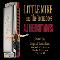 Little Mike and the Tornadoes | All the Right Moves