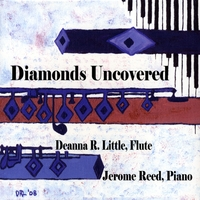 Deanna R. Little, flute and Jerome Reed, piano | Diamonds Uncovered