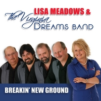 Lisa Meadows and the Virginia Dreams Band | Breakin' New Ground