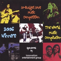 Various | 2006 Lo-Budget Love Music Compilation CD