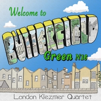 London Klezmer Quartet | Butterfield Green N16