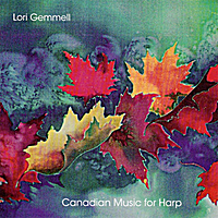 Lori Gemmell | Canadian Music for Harp