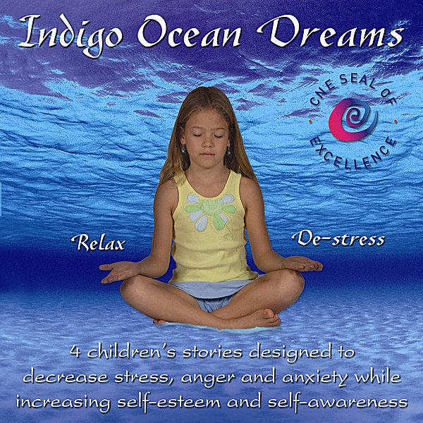 Stress Dreams: Indigo Ocean Dreams: 4 Children's Stories