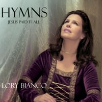 Lory Bianco | Hymns: Jesus Paid It All