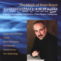 London Symphony Orchestra/Peter Boyer, conductor | The Music of Peter Boyer