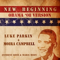 Luke Parkin | Anthony Ross and Maris Moon Obama 08 Version