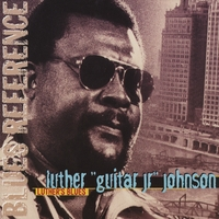 "Luther ""guitar jr"" Johnson 