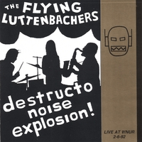 The Flying Luttenbachers | Live At Wnur 2-6-92