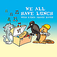 Lydia Adams Davis | We All Have Lunch With Lydia Adams Davis (Feat. Romeyn Adams Nesbitt & John Guth)