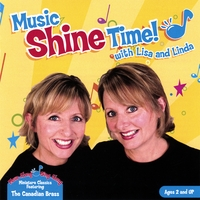 Let Your Music Shine with Lisa and Linda | Music Shine Time!