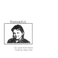 Lynne Anne Vanne | Thankful