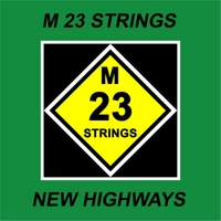 M-23 Strings | New Highways