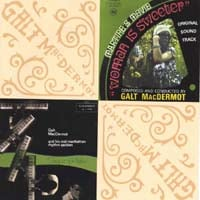 Galt MacDermot | Shapes of Rhythm/Woman Is Sweeter