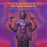 Various Artists | Mahavishnu Re-Defined, Vol. 2 (2 CDs)