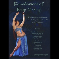 Mahsati Janan | Foundations of Raqs Sharqi: Technique and Isolations for Belly Dance Level 1