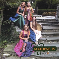 Maidens IV | Four Aflame