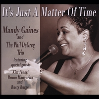 Mandy Gaines | It's Just a Matter of Time