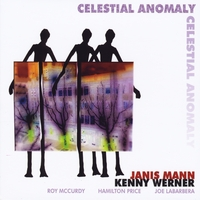 Janis Mann & Kenny Werner | Celestial Anomaly