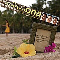 Manoa Dna | Discover Aloha With Me - Single