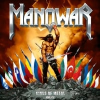 Manowar | Kings of Metal (MMXIV - Silver Edition)