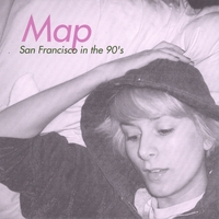 Map | San Francisco in the 90's