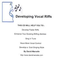 David Marcelle | Developing Vocal Riffs