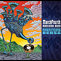 MarchFourth Marching Band | Magnificent Beast - VINYL