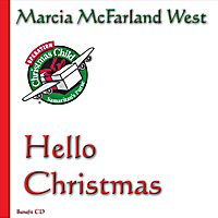 Marcia McFarland West | Hello Christmas