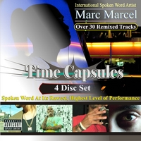 Marc Marcel | Time Capsules (Greatest Hits)