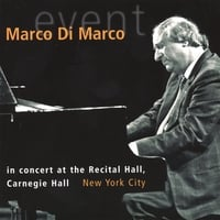 Marco Di Marco | Event – in Concert at the Recital Hall, Carnegie Hall