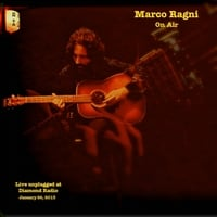 Marco Ragni | On Air: Live Unplugged At Diamond Radio