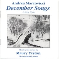 Andrea Marcovicci | December Songs