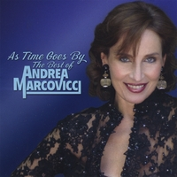 Andrea Marcovicci | As Time Goes By: The Best of Andrea Marcovicci